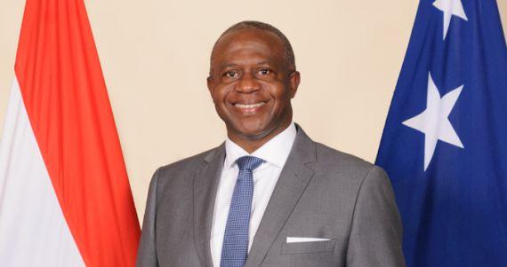 Prime Minister Hensley Koeiman
