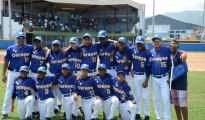 Curacao Baseball Team
