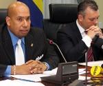 Minister George Jamaloodin