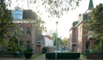 Curacao house in The Hague