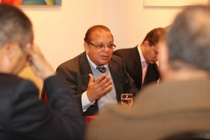 Minister Elmer Wilsoe
