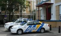 Curacao police