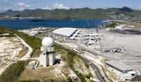 Sint Maarten airport