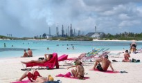 Aruba Oil Refinery