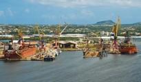 Curacao Dry Dock