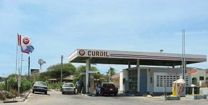 Curoil Gas Station