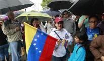 Venezuelan voters