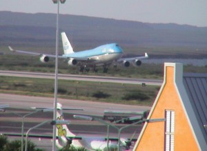 Curacao Airport