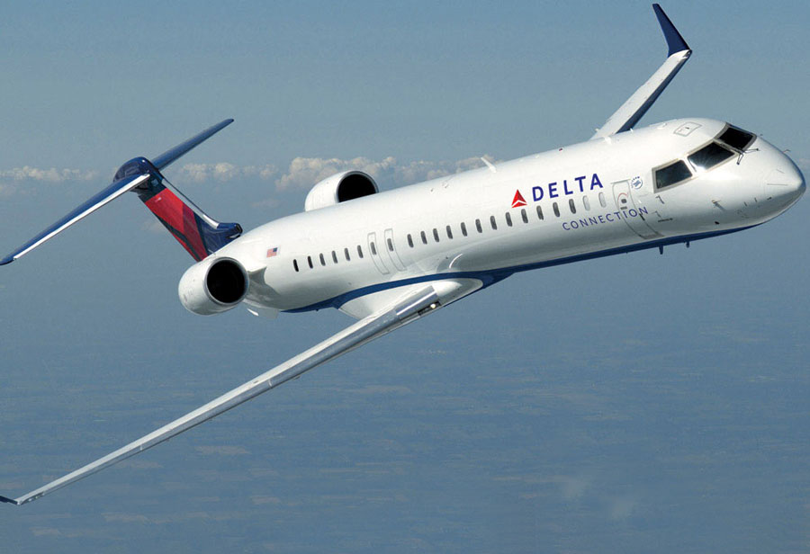 Delta Continues Fleet Restructuring With Bombardier Regional Aircraft ...