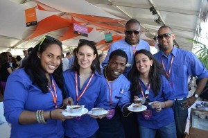 Curacao at the culinary