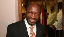 Prime Minister of St Kitts Nevis Hon Dr. Douglas