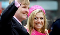 William and Maxima