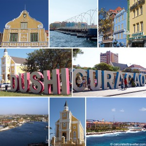 Curacao Photomontage