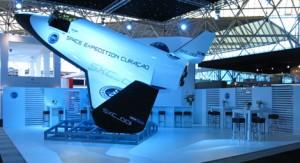 Spaceship-model