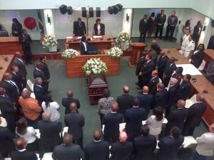 Funeral Wiels