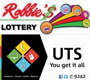 UTS/Robbie's