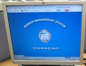 Border management control