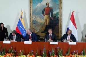 Dutch Kingdom and Venezuela