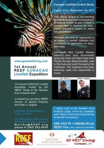 1st annual reef