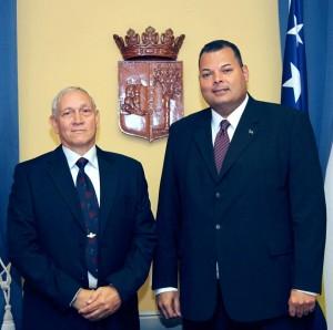 Consul Suriname