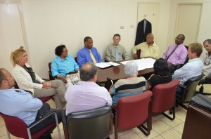 MinVROMI Meets with Timeshare Association