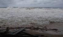 hurricane in curacao