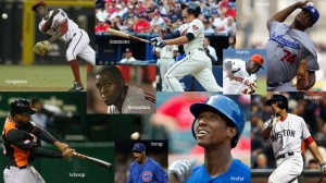Curacao baseball players
