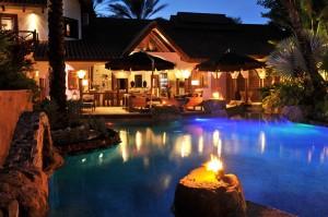 The Master-Villa at Baoase Luxury Resort - Curacao