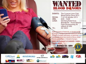 Blood Donor Drive 2013