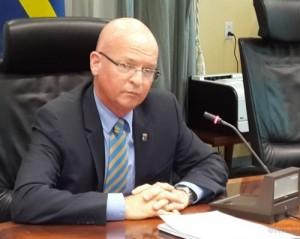 Minister van der Horst