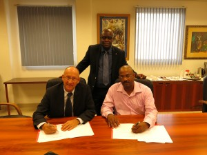 MinTEATT TR Signing of MOA for SSCS
