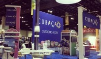 Curaçao stand at the DEMA Show 2013
