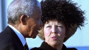 Beatrix and Mandela