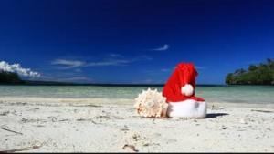 Santa in Curacao