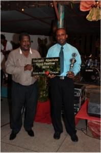 Edson Nahr - Winner of the Red Cross Song Festival