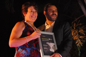 Routes Americas Airport Marketing Award-Highly Commended