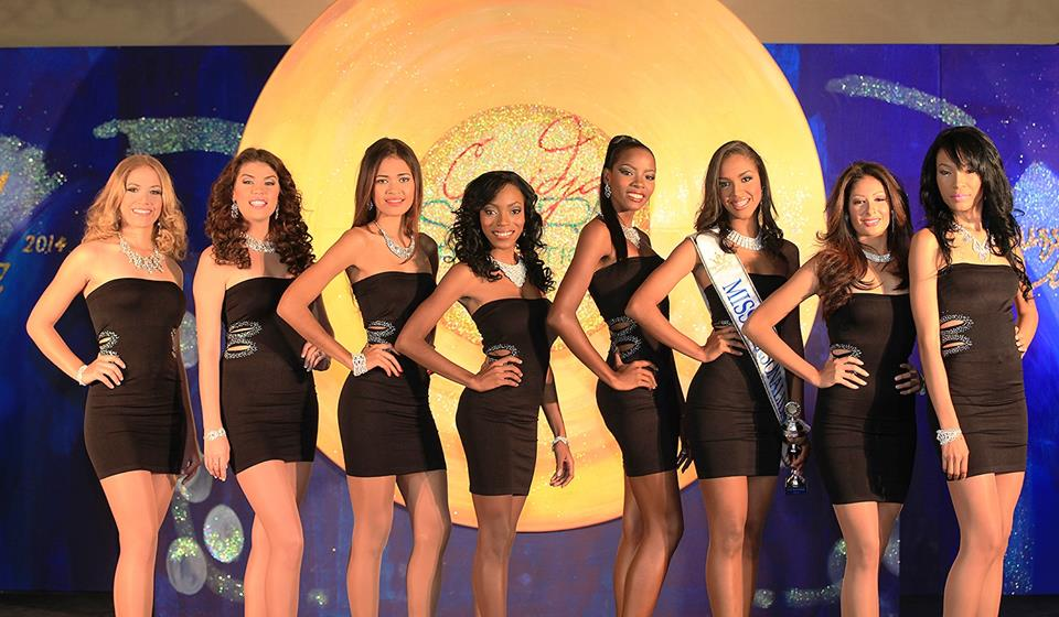 Eight candidates for Miss Curacao 2014 - Curaçao Chronicle