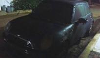 Balentien's car