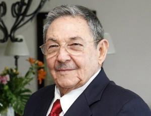 Seretary-General Meets President of Cuba