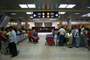 Santo Domingo airport