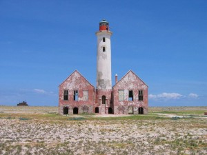 Klein Curacao-lighthouse