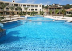 Choice Hotels ACOYA pool