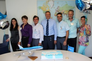 Cake KLM