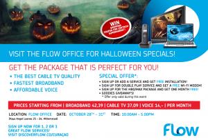 Halloween@Flow