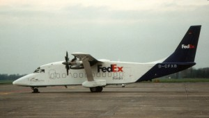 Short 360-300 D-CFXB FedEx Feeder