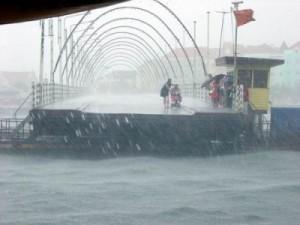 Pontjesbrug-regen