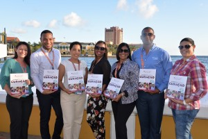 CHATA's in-room magazine In-Curacao