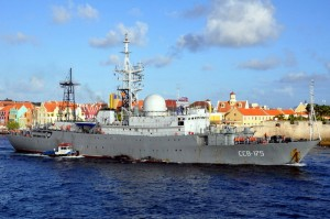 Russian ship