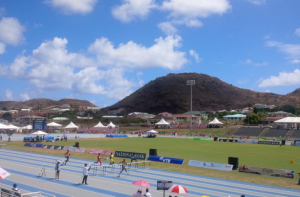 CARIFTA Games St kitts