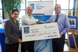 RBC presents cheque to Carmabi